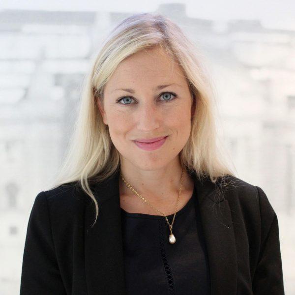 Linda Cardeberg, föreläsare hos Kunskapsgruppen