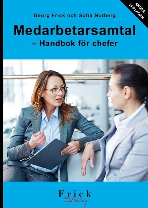 Medarbetarsamtal - handbok för chefer