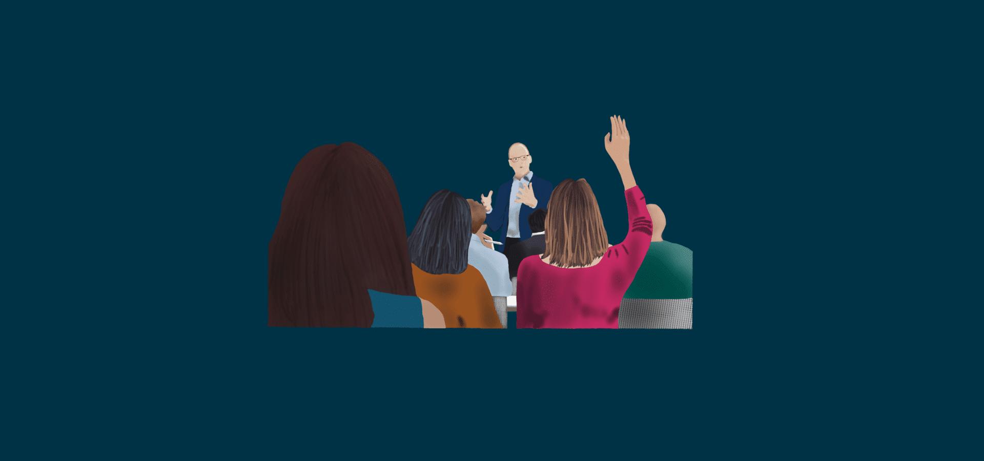 Talare-i-klassrum-med-kursdeltagare