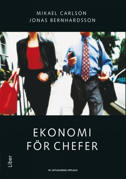 Boken Ekonomi för chefer