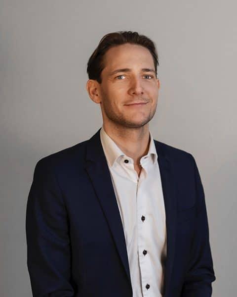 Johan Bronell, kursledare för grundkurs i VBA