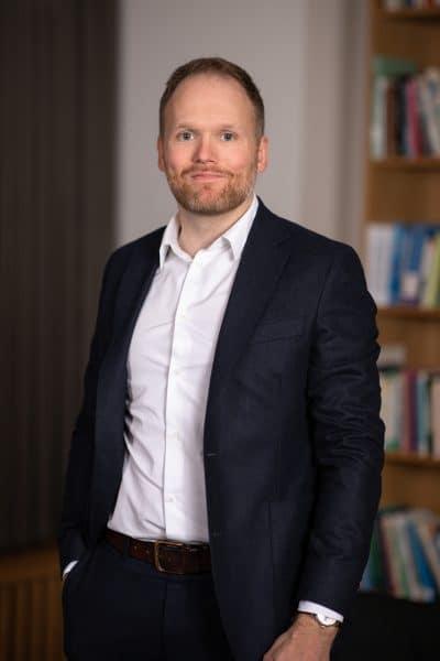 Anders Langsbo utbildar i Power BI