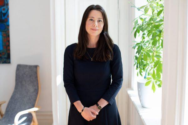 Jessica Neijlind är kursledare på Kunskapsgruppens kurs Ganska ny som chef